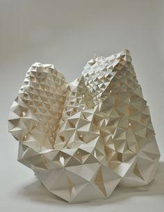 Rêverie | Modular Paper Sculpture on Behance