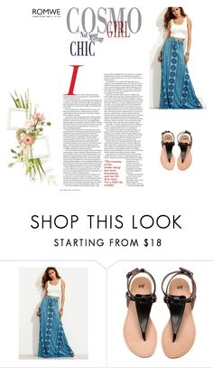 """""""Romwe.com contest!"""" by prikaska ❤ liked on Polyvore featuring vintage"""