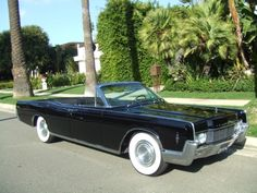 1967 Lincoln Continental Convertable