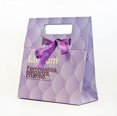 Gift bag for Lillum / Giustacchini Packaging