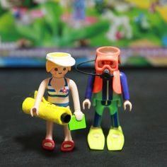 #playmobil 바닷가 커플