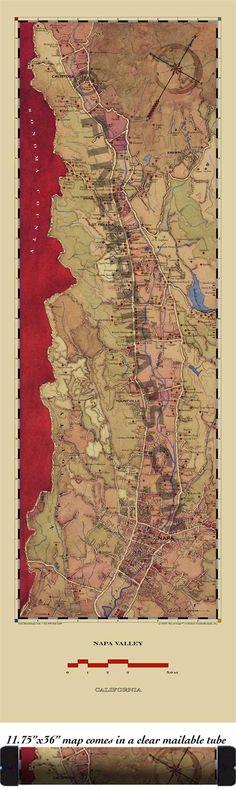 Home - Napa General Store Napa Map, Napa Valley Map, Napa Vineyards, Wine Wall Art, Gifts For Wine Lovers, General Store, Dream Vacations, Bohemian Rug, Home