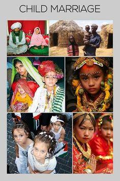 #Child #Marriage  Visit- https://www.facebook.com/isitacursetobegirl