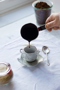 The Best Cup Of Turkish Coffee