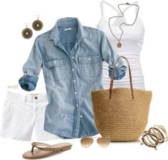 """Boardwalk"" by michelled2711 on Polyvore"
