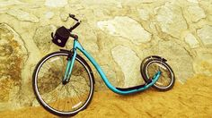 Footbike Track