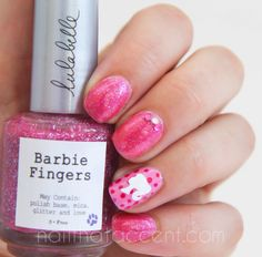 beautiful Lulabelle Nail Polish Spring Collection - Nail That Accent!