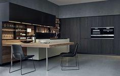 Phoenix Kitchen by Poliform