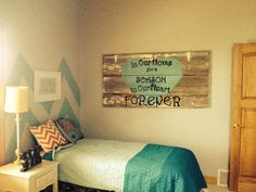 Foster Care Bedroom