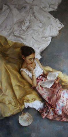 pintura de Zhao Kailin