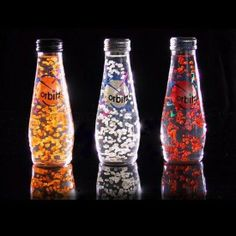 I was JUST talking about Orbitz Soda. GREAT list of 90's childhood memories, I laughed out loud a lot!!