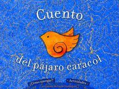 Pájaro Caracol és un conte que parla de l'evolució en un ambient de respecte per l'entorn. Aquesta App ens ofereix exercicis per nens d'Educació infantil.