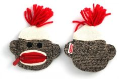sock monkey - Google Search