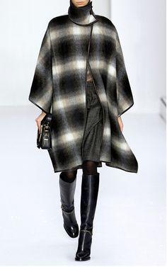 Salvatore Ferragamo Fall/Winter 2014 Trunkshow Look 1 on Moda Operandi