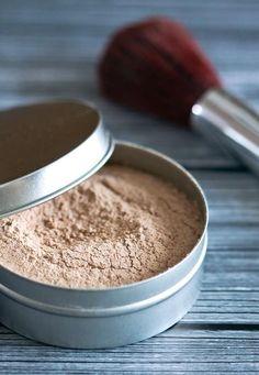 poudre fixer maquillage trucs longue durée