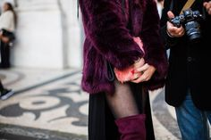 ModaLisboa Kiss: os melhores looks de rua - Street Style - Vogue Portugal