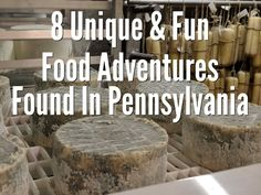 3 Unique and FUN Food #adventures all found in #Pennsylvania #RoadTrip #Travel #Food #cheese #pretzels #vegan #donuts