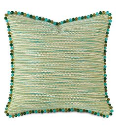 Palm Beach Accent Pillow from Eastern Accents