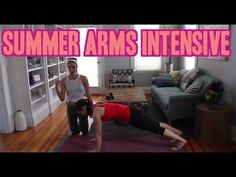 Summer Ready Arms Intensive