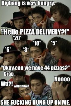 love them but i'd probably hang up on them to. theres no way in hell i'm making that many pizzas