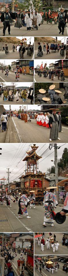 Como é o Takayama Matsuri, um dos festivais mais famosos do Japão