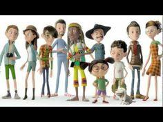 Vivo. Conectados vivemos melhor. | Video feito pelo criador do filme RIO | A advertisement created by RIO movie Director!