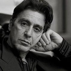 Al Pacino. Photographed by Sergey Bermeniev (1996)