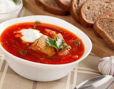 Самый вкусный борщ | Kurkuma project (Проект Куркума) Borscht Recipe, Borscht Soup, Mango Avocado Salsa, Food N, Food And Drink, Beetroot Soup, Soup Recipes, Cooking Recipes, Russian Recipes