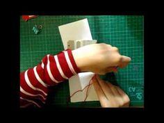tutorial: libro con tapas de disquete