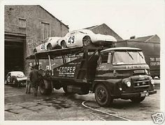 Austin Race Transporter by Brimen, via Flickr