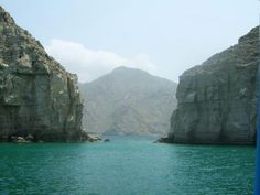 Ras al Khaimah mountain Very interesting mountain formation Brilliant