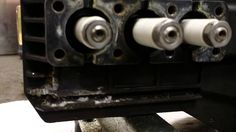 Pump failure caused by water in the crankcase oil