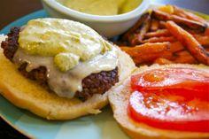 Veggie Burger Healthy Choice for Vegetarian