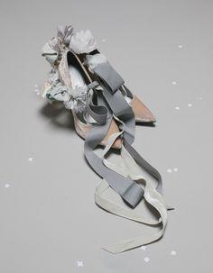Accessoires | Maison Floret #flowers #silk #soie #grey #maisonfloret #wedding