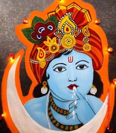50 Most Beautiful Face Rangoli Design (ideas) that you can make during any occasion on the living room or courtyard floors. Best Rangoli Design, Rangoli Designs Latest, Simple Rangoli Designs Images, Rangoli Designs Flower, Free Hand Rangoli Design, Rangoli Patterns, Small Rangoli Design, Rangoli Border Designs, Rangoli Ideas