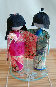Clothespin Doll Tutorial | 22 Jun 2012 4 Comments