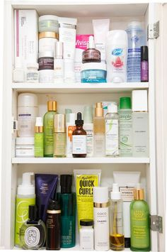 3 Beauty Pros On The Products They Swear By #refinery29 http://www.refinery29.com/nyc-beauty-gurus-favorite-products