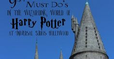 This summer has been pretty great. And our trip to The Wizarding World of Harry Potter in Universal Studios Hollywood was nothing short of m...