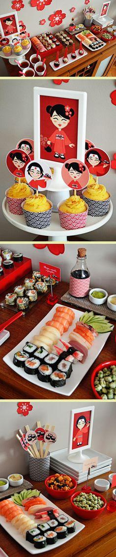 Festa Japonesa/Jantar Japonês