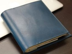 【HZK Leather】オーダーメイド製品 革製オリジナル手帳・聖書・ブックカバー・バインダー