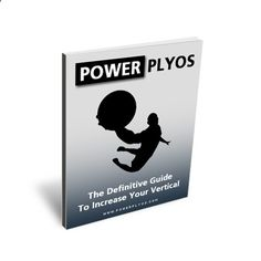 The Power Plyos #VerticalJump Training System is designed to increase your vertical jump and get the power you need to jump higher than ever before! #Sports #Basketball stephenhon.com/...
