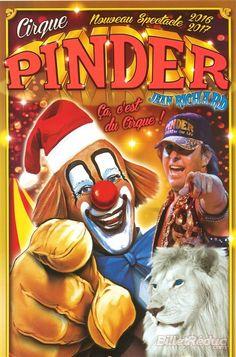 Cirque Pinder : Ça c'est du cirque