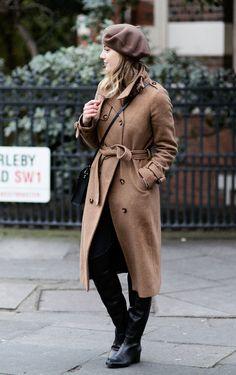 Essa blogueira super estilosa e mega basica