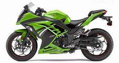 Kawasaki Ninja 300 (2014) This bike is my perfect fit ;)