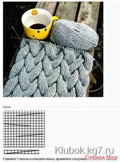 Free Knitting Pattern for Easy Jordan Baby Blanket - This easy blanket is knit w.Ravelry: Cedar Point pattern by Espace Tricot Sidney Crafts: Modinh Cable Knitting Patterns, Knitting Charts, Knitting Stitches, Knit Patterns, Baby Knitting, Stitch Patterns, Free Knitting, Knit Crochet, Crochet Hats