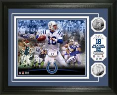 Manning Fans!  Peyton Manning Colts Career Silver Coin Photo Mint, $99.99 (https://www.myteamprints.com/peyton-manning-colts-career-silver-coin-photo-mint/)