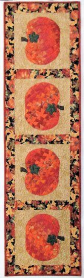 Twisted Fall Table Runner Kit