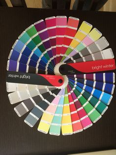 Bright Winter Corporate and Classic fans Clear Winter, Winter Love, Deep Winter, Winter Colors, Seasonal Color Analysis, Blue Green Eyes, Color Me Beautiful, Bright Spring, Saturated Color