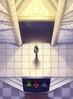 The legend of zelda ocarina of time. getting the master sword! Legend of Zelda is my favorite game. The Legend Of Zelda, Hack And Slash, Saga Zelda, Nintendo, Link Zelda, Wind Waker, Twilight Princess, Video Game Art, Time Art