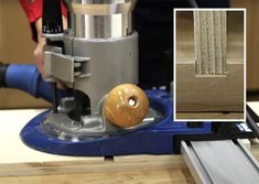 Cutting Perfect Dadoes Rockler Woodworking, Learn Woodworking, Woodworking Projects, Router Jig, Hit The Floors, Home Appliances, House Appliances, Appliances, Woodworking Crafts